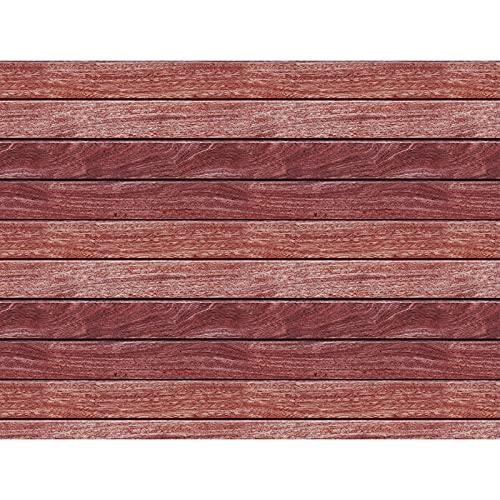 Fondo de fotografía de Textura de Tablero Fondo de fotografía de Piso de tablón de Madera Accesorios de Estudio Fondo de fotografía de Vinilo A18 7x5ft / 2,1x1,5 m