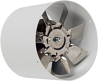 220V Ventilador de Pared para Baño Cocina de Metal Duradera