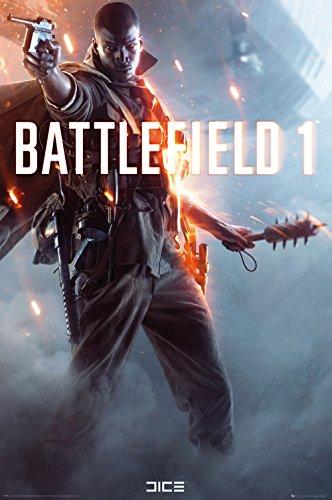 GB Eye LTD, Battlefield 1, Main, Poster 61 x 91,5 cm