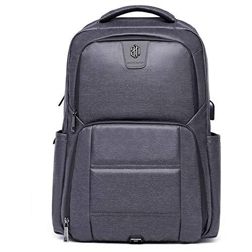 Arctic Hunter Part Unisex Adult Laptop Backpack - Dark Grey