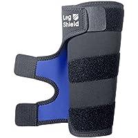 Leg Shield Excelente Protector de Pantalón para Bicicleta - Protege Completamente el Pantalón del Ciclista de la Grasa y la Cadena Mejor Que Otras Bandas o Tobilleras Existentes (1 Unidad)