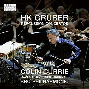 HK Gruber: Percussion Concertos
