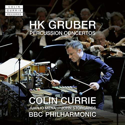 Juanjo Mena, BBC Philharmonic & Colin Currie