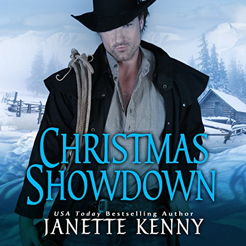 Christmas Showdown audiobook cover art