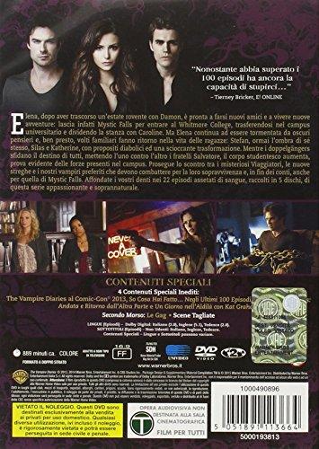 The Vampire Diaries Stg.5 L'Amore Morde (Box 5 Dvd)