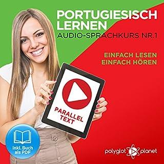 Portugiesisch Lernen: Einfach Lesen, Einfach Hören Titelbild