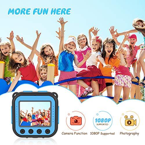 The VanTop Waterproof video camera is a cool gadget for tweens