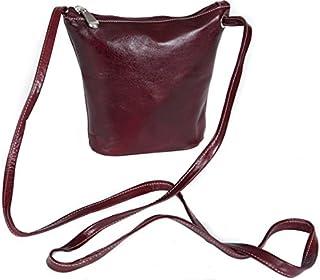 David King & Co. Florentine Top Zip Mini Bag 3518