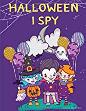 Halloween I Spy: The speical Halloween Images for kids,Preschool,Kindergarten,Children,Boys,Girls (Color Spooky)