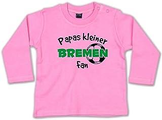 G-graphics Baby Sweatshirt Papas Kleiner Bremen Fan 268.0231