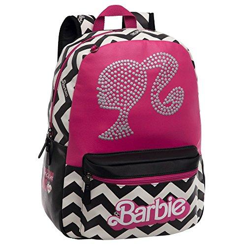 Mattel Barbie Dream Mochila Escolar, 16.13 litros, Color Rosa