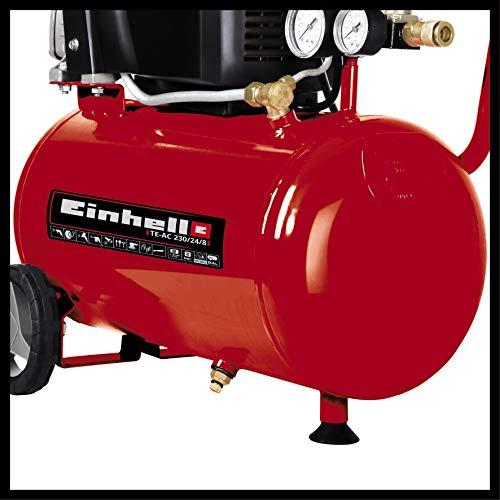 Einhell TE-AC 230/24 Druckluftkompressor - 6