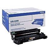 Brother DR3300 Tamburo Originale per Stampanti DCP-8110DN, DCP-8250DN, Capacità fino a 30...