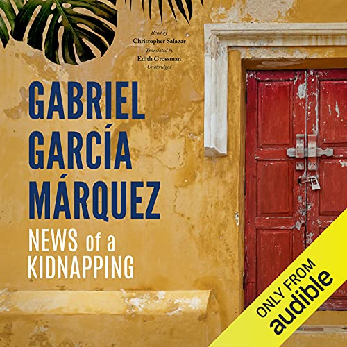 News of a Kidnapping cover art