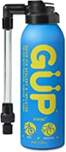 gup (GÜP Kwiki Quick Fix Tire Sealant and Inflator; for Mountain Bike, Road, Cyclocross, Gravel; Seal and Repair Flat or P...