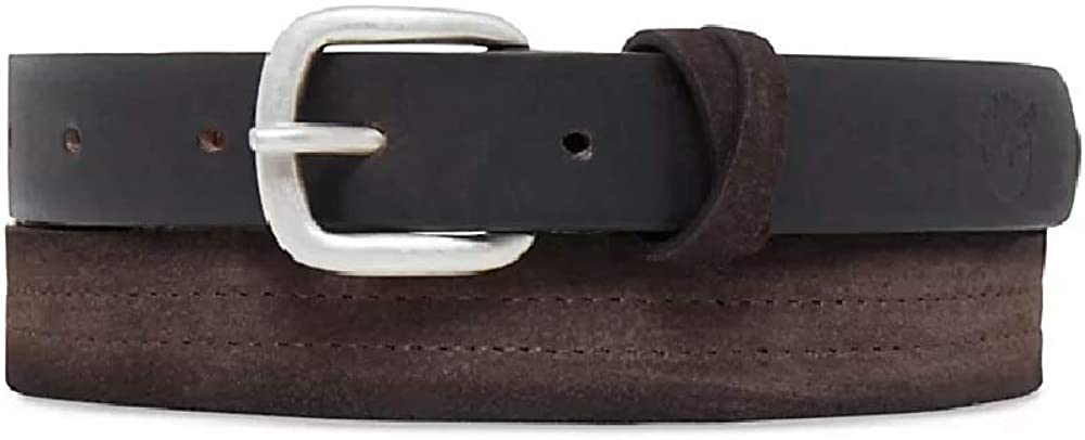 Timberland Womens Ladies 2021 model Casual 35% OFF Line S Belt Leather Brown