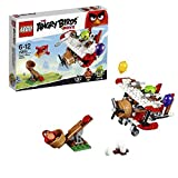 LEGO - 75822 - The Angry Birds Movie - L'attaque en Avion du Cochon
