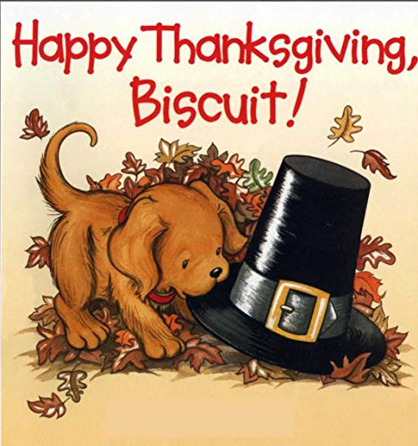 Happy Thanksgiving Biscuit: Children s Picture Book (English Edition)