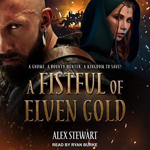 A Fistful of Elven Gold cover art