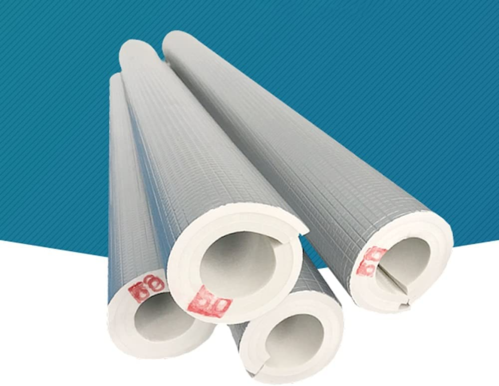 AQJI Aluminum Foil Pipe Polyethylene Same day shipping Insulation Insula Financial sales sale Thickened