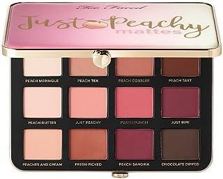 TOO FACED Just Peachy Velvet Matte Eye Shadow Palette –