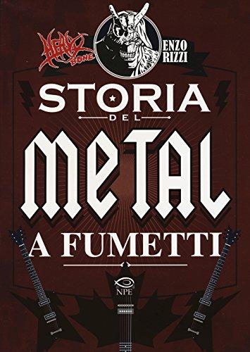 Heavy Bone. Storia del metal a fumetti