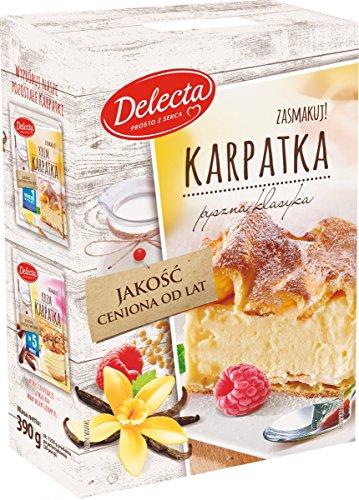 Karpatka 390g Kuchen von Delecta I Polnische Desserts & Backen