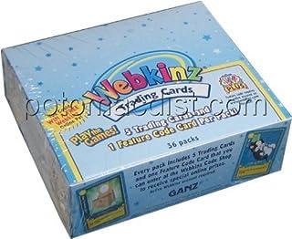 Webkinz Series 1 Trading Cards Box [Toy]