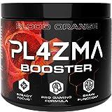 PL4ZMA Gaming Booster mit B5 fr Konzentration, Ausdauer und Reaktionsfhigkeit | Nootropic mit Alpha GPC, Koffein und L-Theanin fr E-Sports, Workout, Fitness | Geschmack: Blutorange