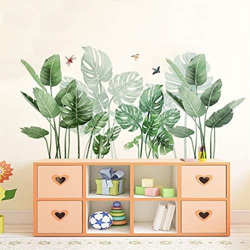 stora gröna växter ikea