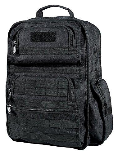 UTG Rucksack Rapid Mission Deployment Daypack, Schwarz, PVC-P368B