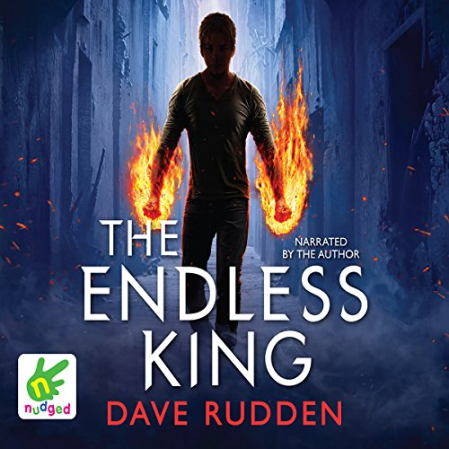 The Endless King audiobook cover art