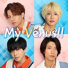 Hi!Superb「My Venus!!」のCDジャケット
