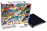 Carnovsky Ocean 500 Piece Jigsaw Puzzle (3 in 1 Pictures) Bundled with Puzzle Piece Sorter Tray