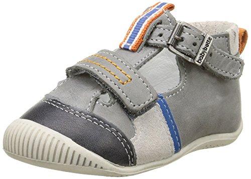 babybotte Portorico, Chaussures Marche bébé garçon, Gris (094 Gris), 18