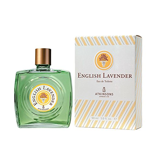 Atkinsons Classic English Lavender Eau De Toilette, 90 ml - 1 Unità