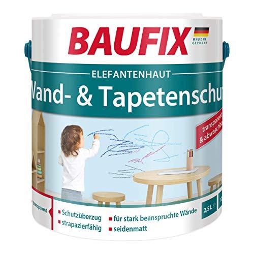 Baufix Elefantenhaut Wand- & Tapetenschutz Wandfarbe transparent