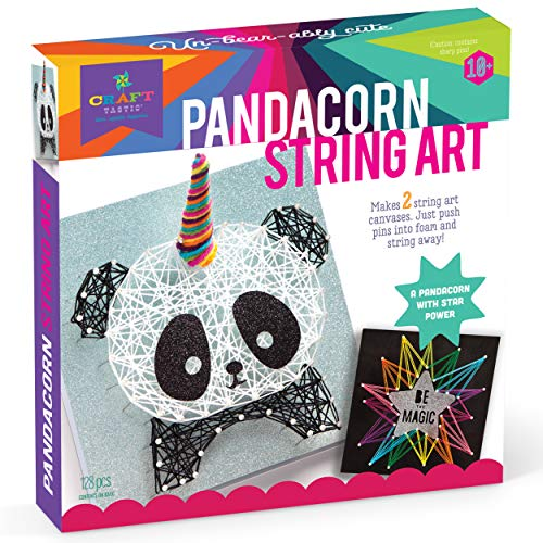 Craft-tastic String Art Kit - Peace Sign Edition Now $10.04 (Was $19.99)