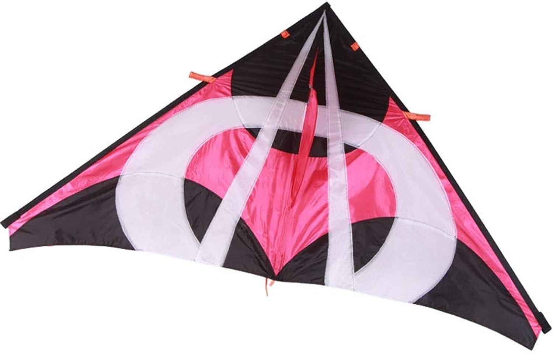 venta caliente en línea AYLS Juguete Juguete Juguete Volador para Niños, Triángulo con luz de Cocherete Parque Cometa de Vuelo Cometa de Jugara portátil Grande para Adultos, 200  108 cm  cómodamente