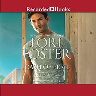 Dash of Peril audiobook cover art