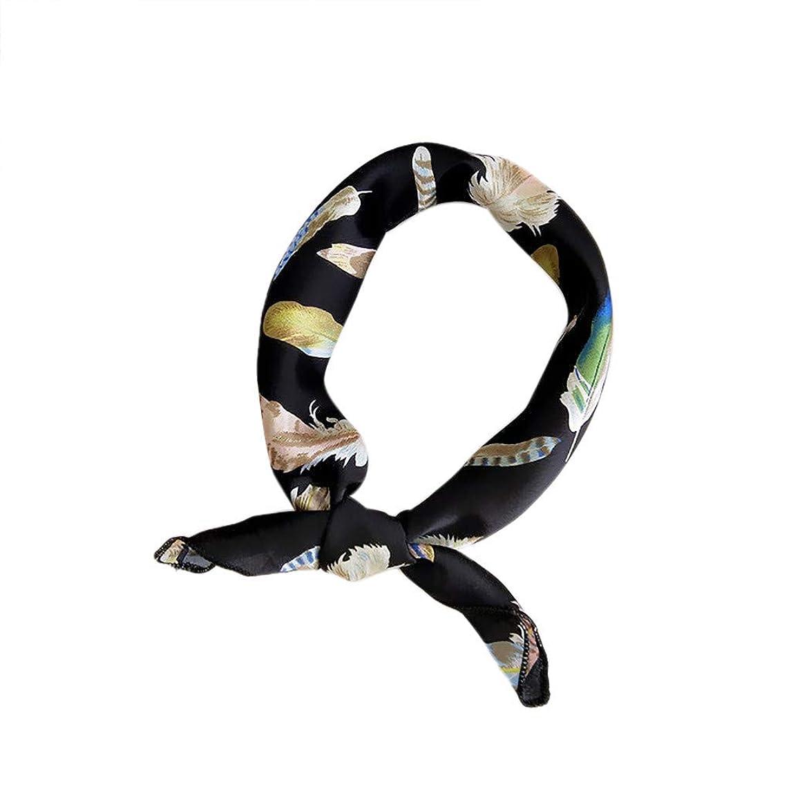 Womens 2019 Summer Hot Square Soft Headband Scarf Ladies Outdoor Beach Sports Wraps Scarves Printed Kerchief Neck Scarf QAQ