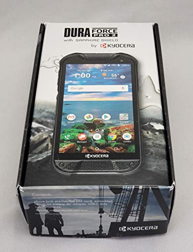 Kyocera DuraForce Pro 2 with Sapphire Shield E6910 Black - Verizon