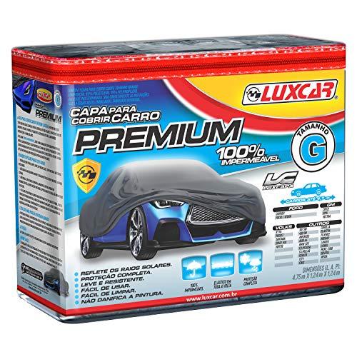 Capa Para Cobrir Carro Premium - G Luxcar Grande