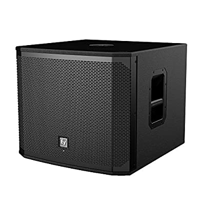 "Electro-Voice EKX15SP 15"" 1300W Powered Subwoofer from Electro-Voice"