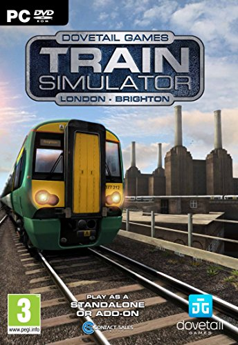 London to Brighton - Stand Alone and Add-on for Train Simulator 2015/2016 (PC DVD) - [Edizione: Regno Unito]