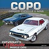 70 camaro book - COPO Camaro, Chevelle & Nova: Chevrolet's Ultimate Muscle Cars