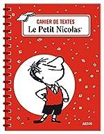 Cahier de textes Le Petit Nicolas - Avec des étiquettes et des autocollants de Sempé