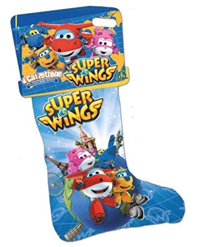 IL CALZETTONE SUPER WINGS la calza della befana Giochi Preziosi