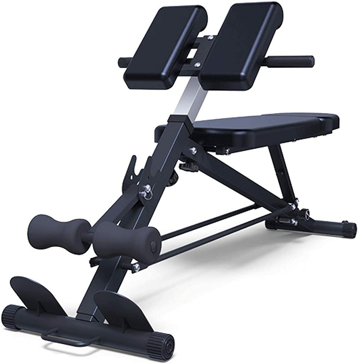 Weight Bench Roman Chair Fitness Equipment Situps Home Dumbbell Bench Adjustable Benches Decline Bench