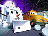 【Christmas】 Frank the Firetruck is Santa Claus / Sam the Snowplow is a Snowman